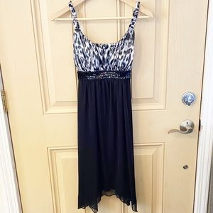 NWT Enfocus Studio Sequin Dress
